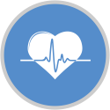 Cardiopulmonary icon
