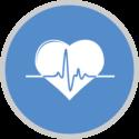 Cardiopulmonary icon