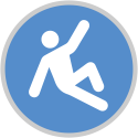 Fall Risk icon