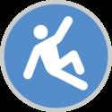 Fall Risk icon