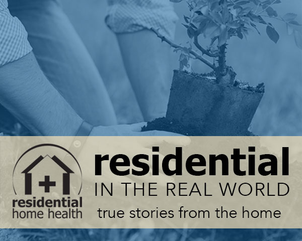 Residential In The Real World — Facilitating Peace in Wake of Loss