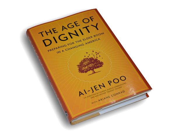 Our book for March is a thorough assessment of elder care on a policy, provider, and personal level that also makes a vigorous case for change.