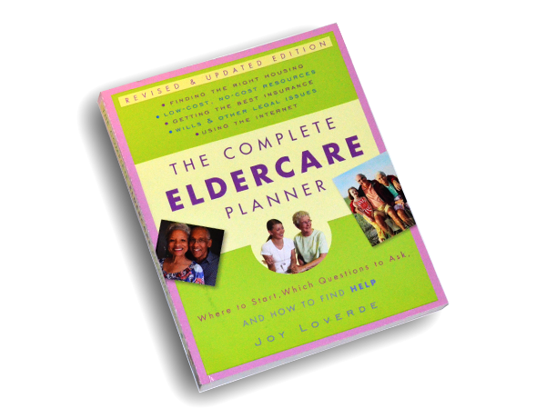 Our book selection for April helps caregivers stay organized and in control.