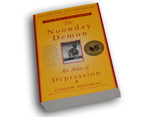 As many as one in three patients with a chronic disease are estimated to experience symptoms of depression. Our July book digs deep into the disorder.