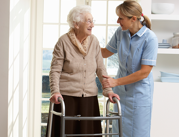 Seniors are vulnerable to glaucoma and other diseases causing vision loss. Learn how in home occupational therapy can aid senior home care and safety.