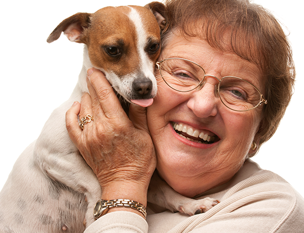 Having a pet in the home can be dangerous for seniors.