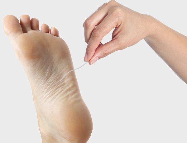 This week in the Treat Your Feet series, explore how to fully and properly Cover your feet for optimal safety and protection from injury.