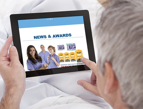 Recent health news from across the web: senior care gets a high-tech boost, making over the empathy card, recent diabetes findings, and more.