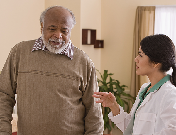 When one caregiver recognized signs of dementia, she used Residential Nurse Alert to join forces with her father's Residential Home Health care team.