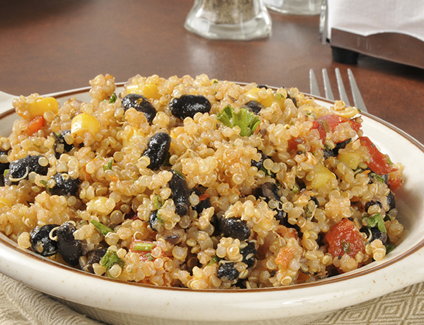 With healthy nutrients and lean protein, this flavorful adaptation of rice and beans can help your body energize and recover from holiday indulgence.