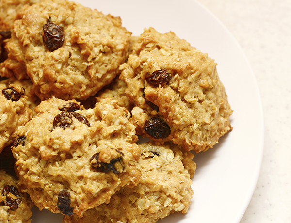 Healthy food choices are often at the heart of managing chronic disease. When temptation hits, these healthier cookies can take the (place of) cake.